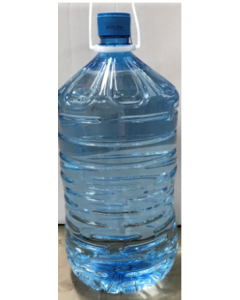 15L Disposable Bottled Water