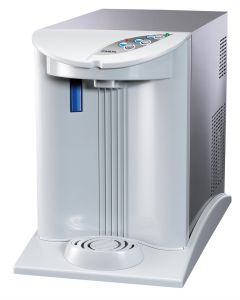 Cosmetal J Class Ambient, Cold & Hot Table Top Water Cooler 30Ltr/Hr (Grey)