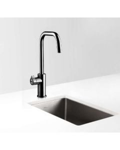 Zip HydroTap HT3783Z2UK Boiling, Chilled And Sparkling Water (Cube Gloss Black Tap)