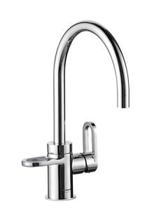 HotSpot Titanium Alessio 3-in-1 Hot and Cold Tap - Polished Chrome + Filter