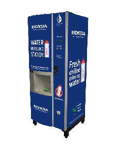 HydraChill Chilled Water Refill Station