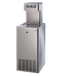 Cosmetal Niagara 120 Stainless Steel SL Cold & Ambient Freestanding Water Cooler 120 Ltr/Hr