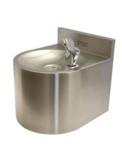 Wall Mounted Drinking Fountain (Deep Shroud)