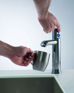 Zip HydroTap G4 HT1744UK Industrial Side Touch, Boiling, Chilled Tap