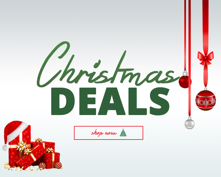 Christmas sale, up to 50% off!