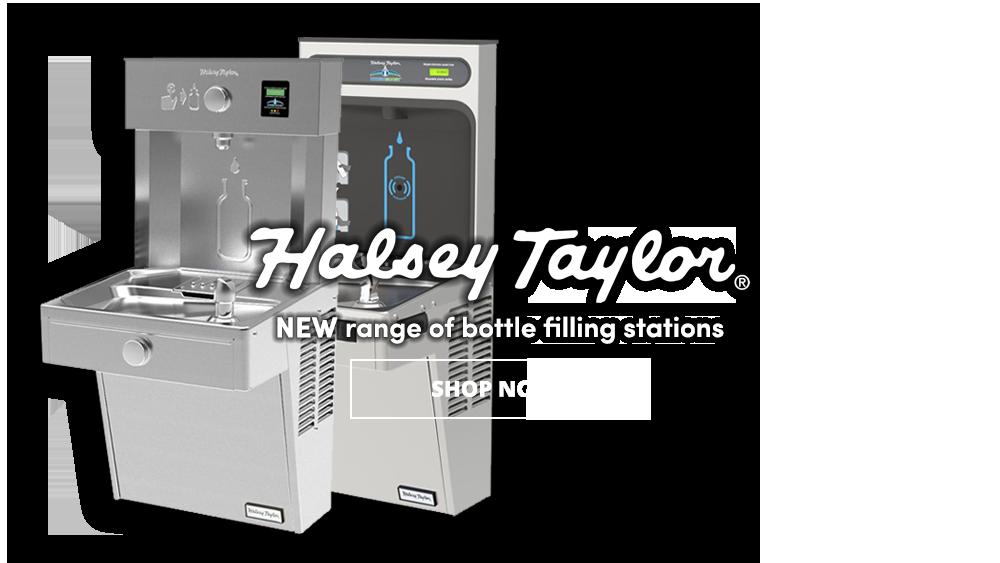 New range of bottle filling stations