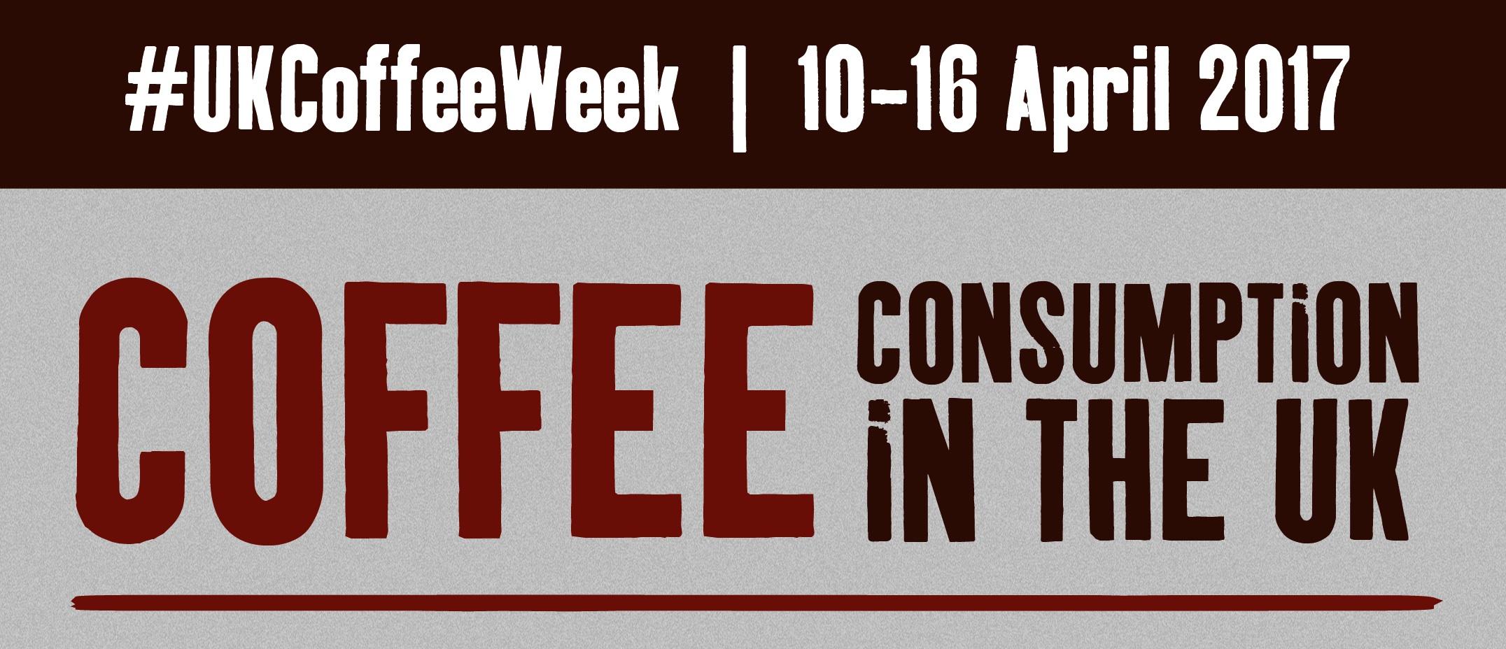Celebrating UK Coffee Week