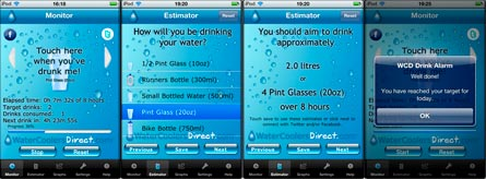 free-drink-app-download-page