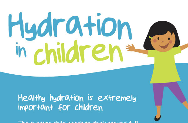 Keep Your Children Hydrated This Summer