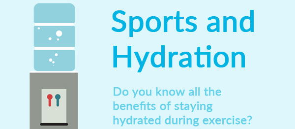 Hydration During Sports With WaterCoolersDirect
