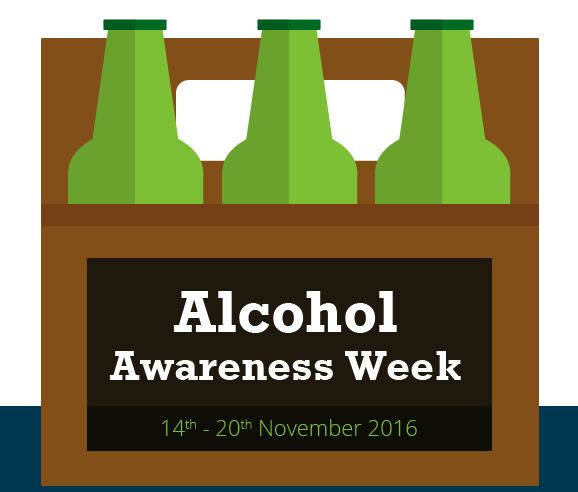 It's Alcohol Awareness Week. Stay Hydrated !