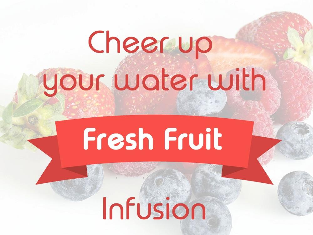 Feeling fruity ?