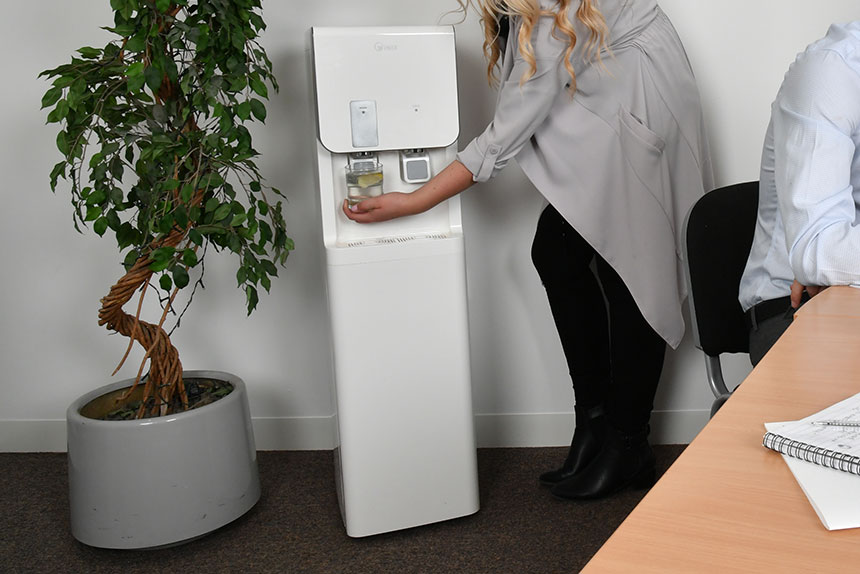 Why a water cooler is good for business?