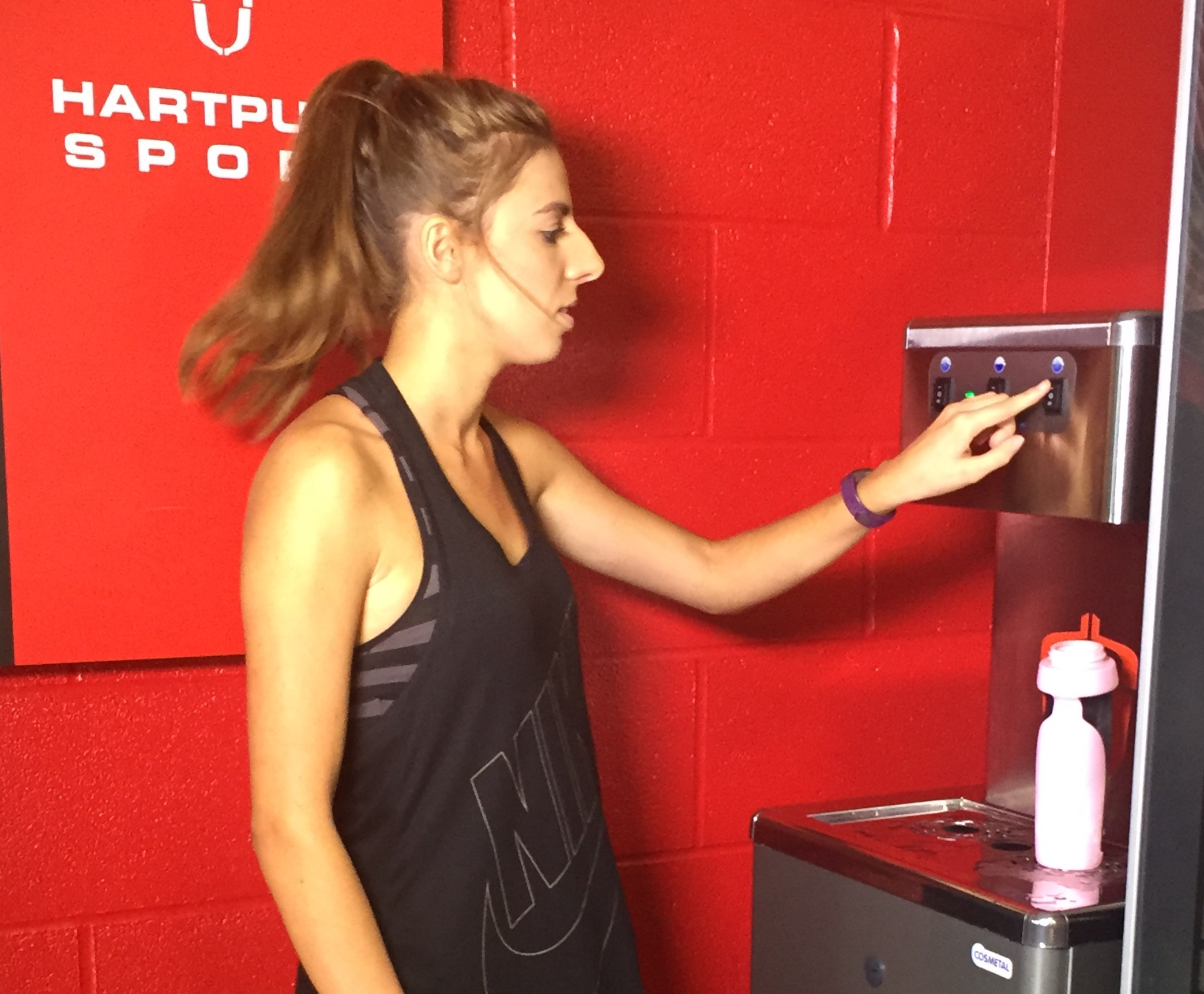 niagara-water-dispenser-in-gym