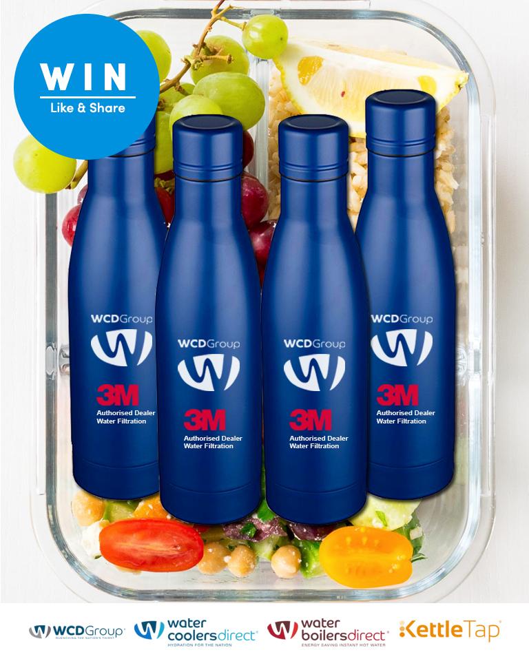 Plastic free hydration