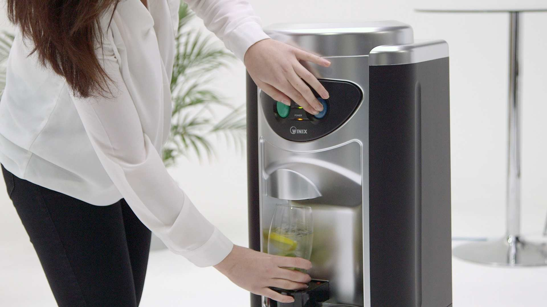 How to sanitise drinking water equipment when returning to work