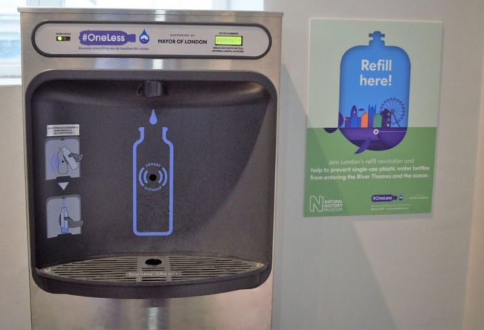 Touchless water dispensers in Covid