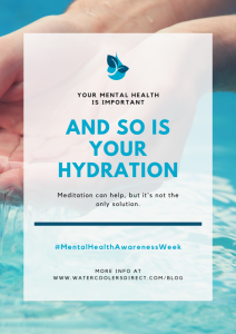 men til health awareness week poster
