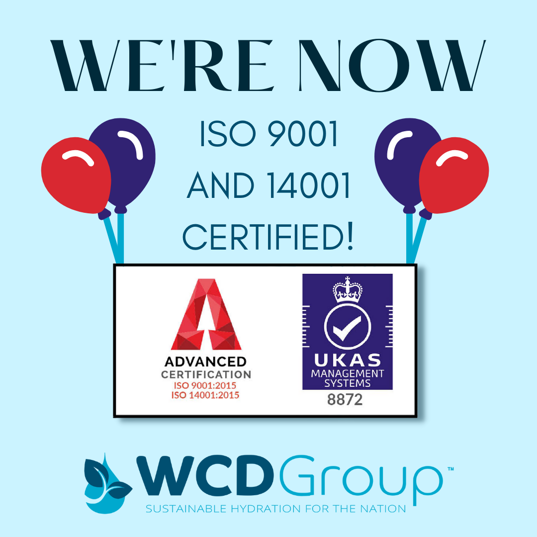 What's does ISO 9001 and 14001 certification bring to our business?